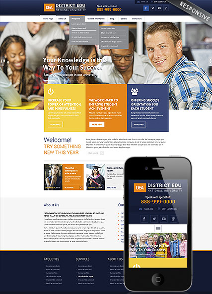 College wordpress template id 300111837 from bootstrap template college wordpress template id300111837 pronofoot35fo Choice Image