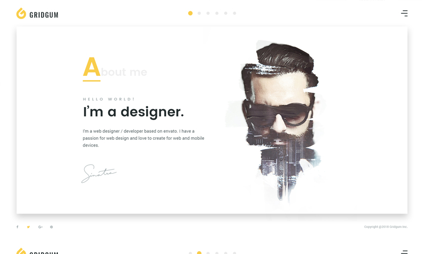 Freelancer Bootstrap template ID:300111933