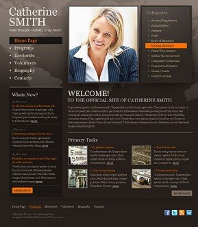 Political HTML template ID: 300111085