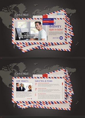 Global Mail HTML5 template ID: 300111380