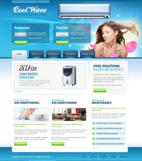 Conditioning v2.5 Joomla template ID: 300111394