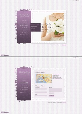 bootstrap dating template free