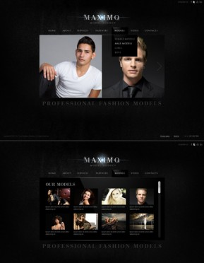 Model Agency HTML5 Gallery Admin ID: 300111443