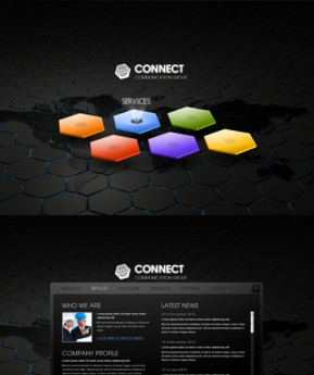 Communication HTML5 template ID: 300111472