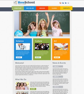 School HTML template ID: 300111513