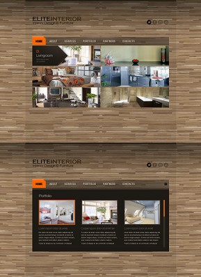 Elite Enterior HTML5 template ID: 300111548