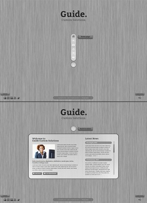 Business Guide HTML5 template ID: 300111597