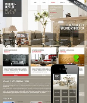 Interior Bootstrap template ID: 300111653
