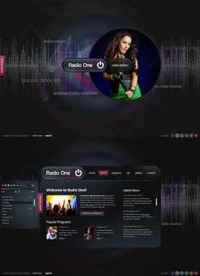 Radio One HTML5 template ID: 300111662
