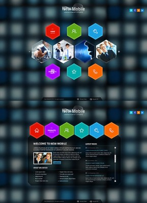 New Communication HTML5 template ID: 300111723