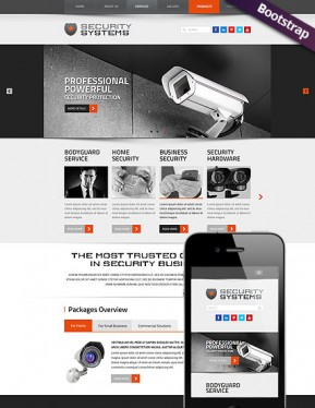 Security Service Bootstrap template ID: 300111797