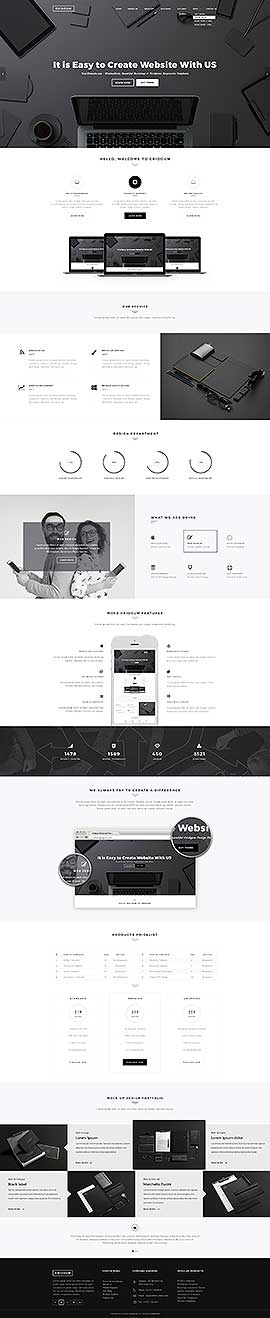 Black Label Wordpress template ID: 300111889